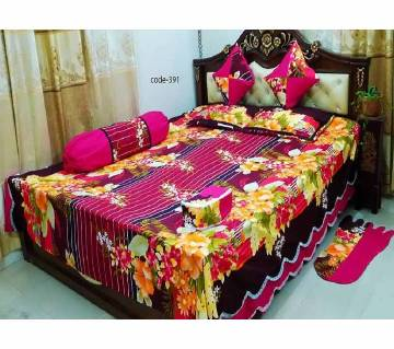 Double Size Bed Cover Set
