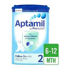 Aptamil 2 Follow On Milk Powder for 6-12 Months  900g