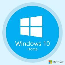 WIN Home 10 64bit ENG INTL 1PK DSP OEM DVD