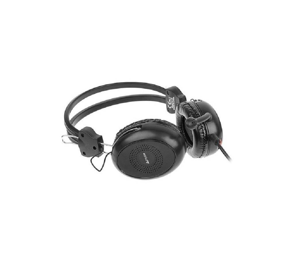 A4 tech হেডফোন-Black বাংলাদেশ - 839893