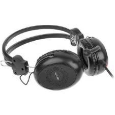 A4 tech headphone-Black