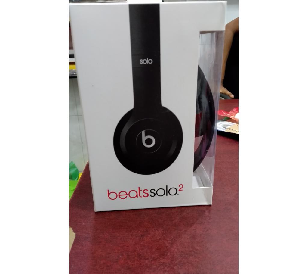 Beats Solo 2 হেডফোন (কপি) বাংলাদেশ - 741673