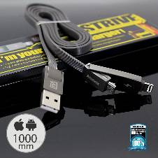 Remax  RC-042t strive 2 in 1 data & charge cable