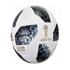 Russia World Cup 2018 Telstar ফুটবল - ব্ল্যাক & হোয়াইট