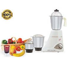 Orpat Kitchen Jewel 750-Watt Mixer Grinder (White)