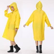 Hoodie Rain Coat