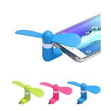 মিনি USB OTG ফ্যান - ১ পিস