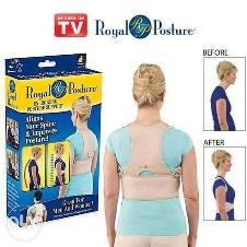 Royal posture Back support