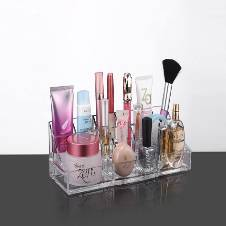 COSMETIC ORGANIZER BOX
