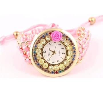 Ladies Bracelet type wrist Watch