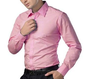 Light Pink Formal Shirt for Men