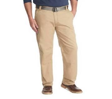 Twill Gabardine Pants for Men