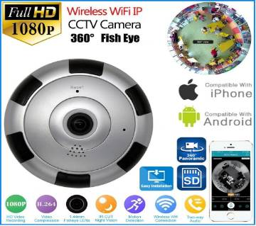 4 in 1 Wireless Wi-Fi IP Camera