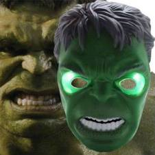 Avengers Series LED HULK মাস্ক