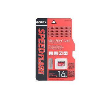 remax micro sd memory card 16gb