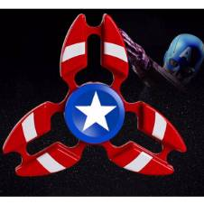 Captain America Fidget Spiner