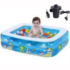 baby swimming pool with air pamper