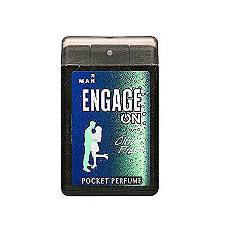 ENGAGE Man Citrus Fresh পকেট পারফিউম - 18 ml INDIA