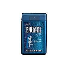 ENGAGE Cool Marine Pocket Perfume - 37 gm INDIA