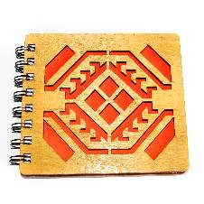 Wooden Note Book (Small)