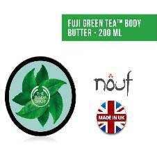 Fuji Green Tea Body Butter 200 - Japan