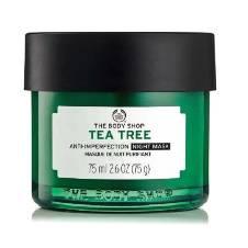 Tea Tree Anti-Imperfection Night Mask 75ml - UK