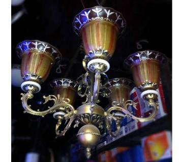 5 Point Jar Light antique