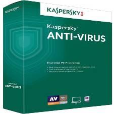 Kaspersky Antivirus (1 Users)