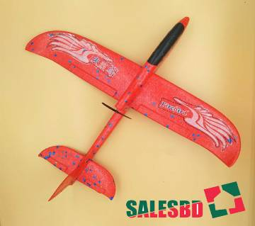 Throw Firebird Airplane Outdoor Launch 10s
