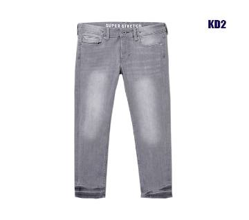 Stretched Kids Jeans Pant