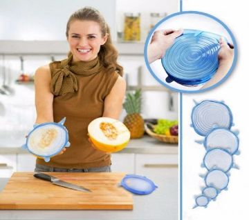 Magical Silicone Food Lid