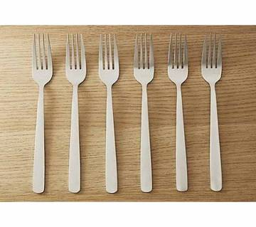 Fork Spoon - 6 pieces set