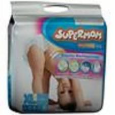 Supermom 12-17Kg Baby Diaper (XL - 20 Pieces) - (CBNA)