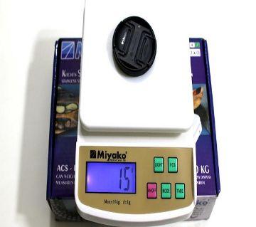 Miyako Digital Kitchen Scale 10KG