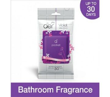 Godrej Aer Pocket Bathroom Fragrance (Valley.Bloom)