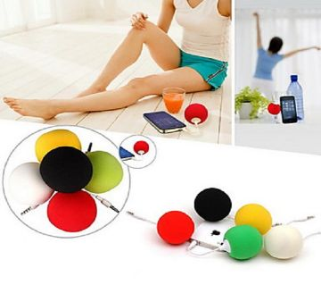 G09 Mini Portable Balloon Speaker For Mobile Computer and Laptop - GNG