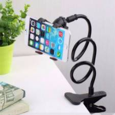 Mobile stand and Flexible clip