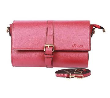 Loren Womens Bag - Daisy Red - LRN