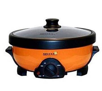 Novena Curry Cooker 1.5L - Orange