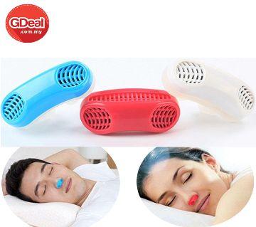 Snoring & Air Purifier