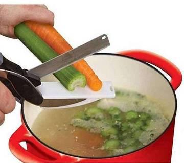 Clever Cutter 2-in-1 food choper