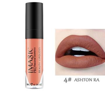 Imagic liquid matt lipstick #04 (8ml) - China
