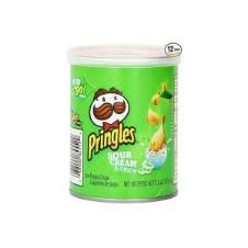 Pringles Flavored cream and onion flavored chips 42 g (2 pies package) India