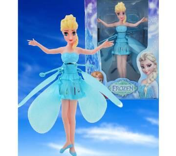 Frozen Flying Doll