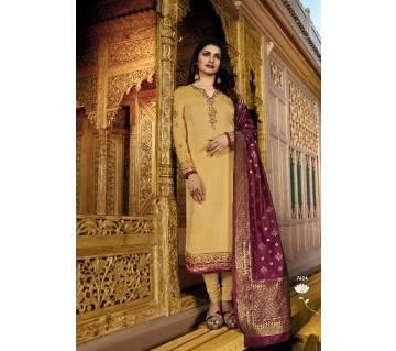 Vinay Fashion Banaras Unstitched Three Piece