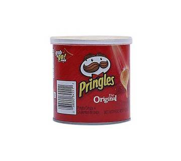 Pringles Original Potato Chips 42gm (2 Piece Package) India