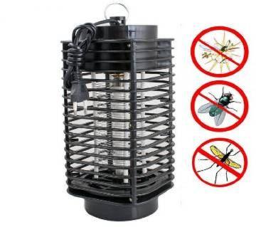 Lighting Mosquito Killing Lamp -Black