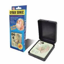 Cyber sonic hearing aid device