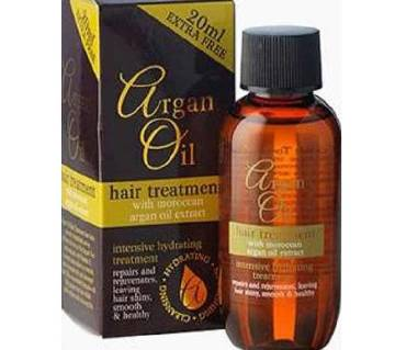 Argan Oil Hair Treatment - UK