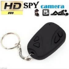 Spy Key Ring Camera-Black